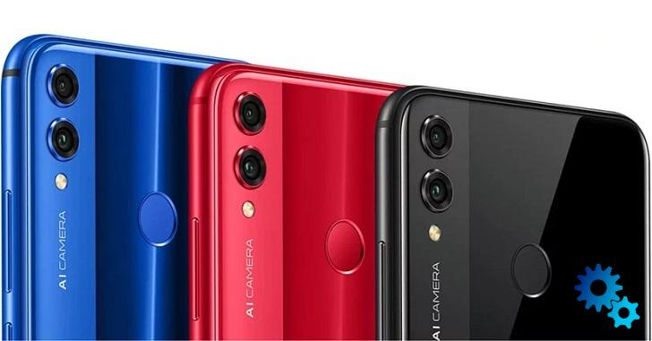 EMUI 10 firmware for Honor 8X is released