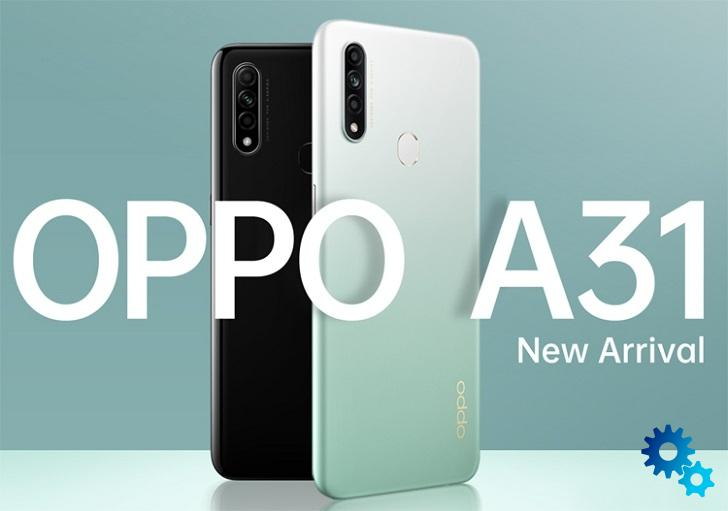 OPPO introduced the mid range smart phone. The novelty is called - OPPO introduced the mid-range smart phone. The novelty is called OPPO A31.