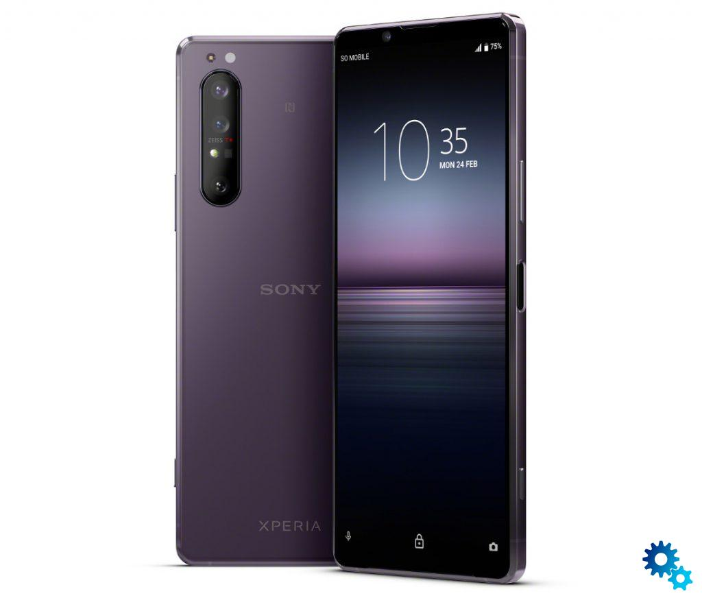 Sony Xperia 1 II: official with 4K CinemaWide display, SD865 and 5G