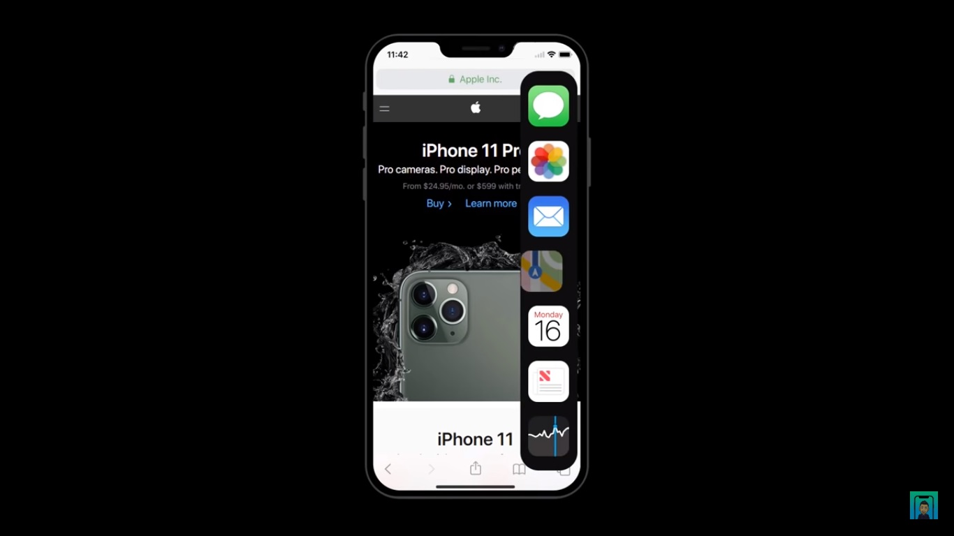 1587727034 307 Take a look at the great concept of iOS 14 - A week in the world of Apple through the eyes of Androiďák (1. - 5. 6. 2020)