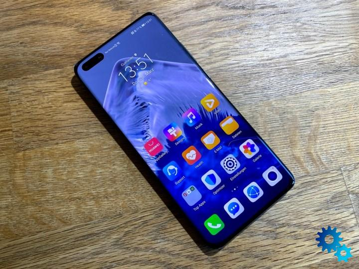 Huawei P40 and P40 Pro: First update is here, brings new functions
