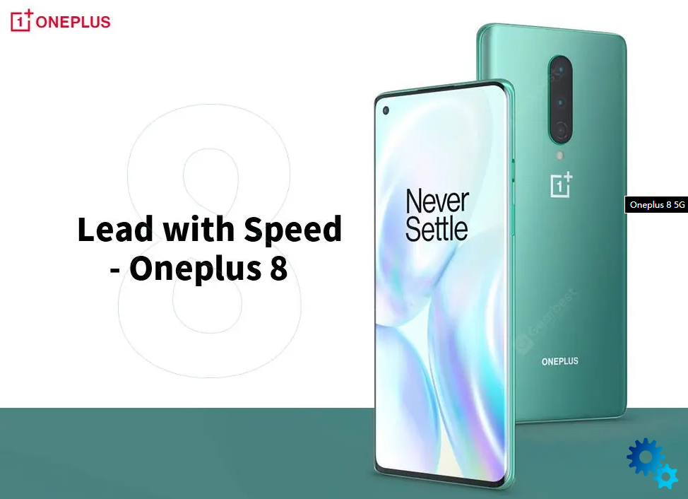 $669.99 Gearbest OnePlus 8 coupon code