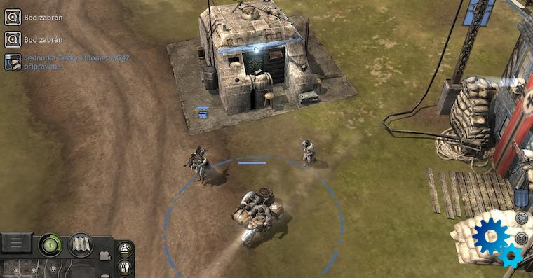 Strategy lovers, cheering! You can enjoy Company of Heroes on iPhones in addition to iPads
