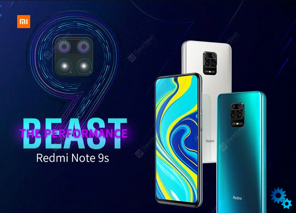 $209 Xiaomi Redmi Note 9S coupon code