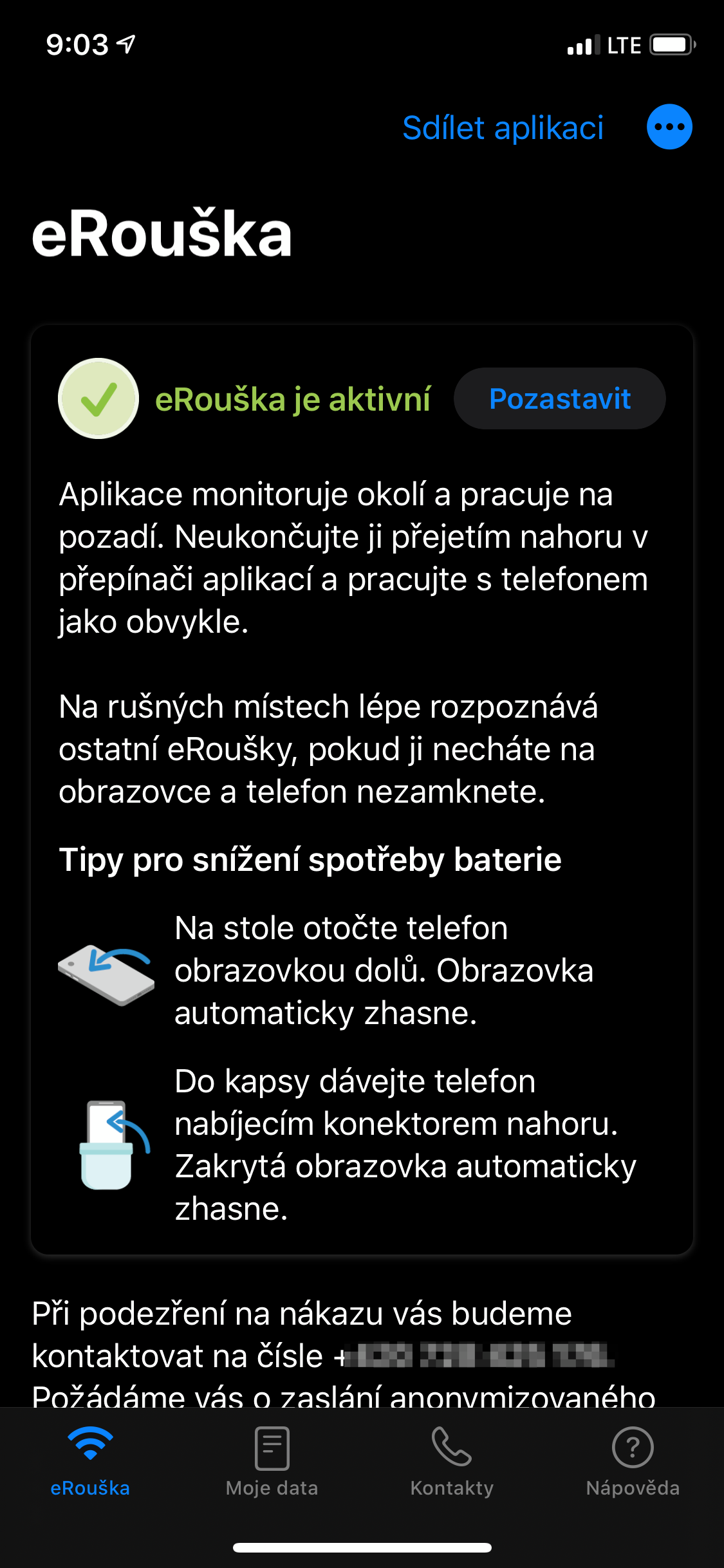 We found out why eRouska does not yet support Apple39s - Even a month after the release, eRouška is almost useless on the iPhone