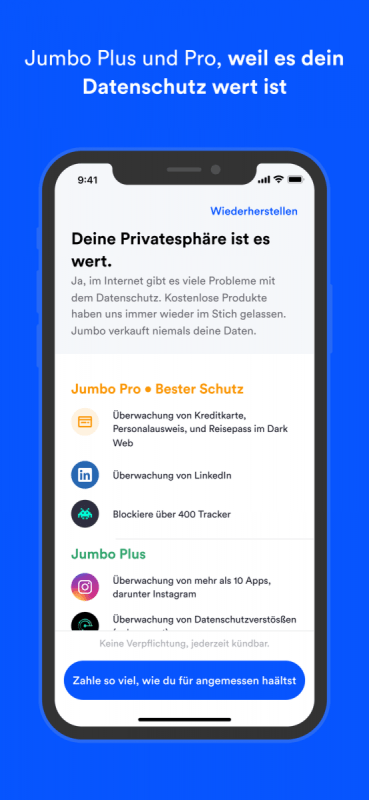 Jumbo Version 2 brings numerous innovations - Jumbo: Version 2 brings numerous innovations