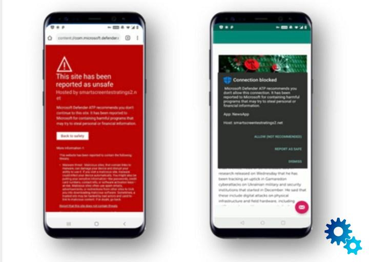 Microsoft Defender ATP for Android released in a preview version