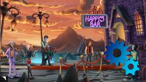 Point and click adventure Angelo and Deemon takes us to hell - Point-and-click adventure Angelo and Deemon takes us to hell