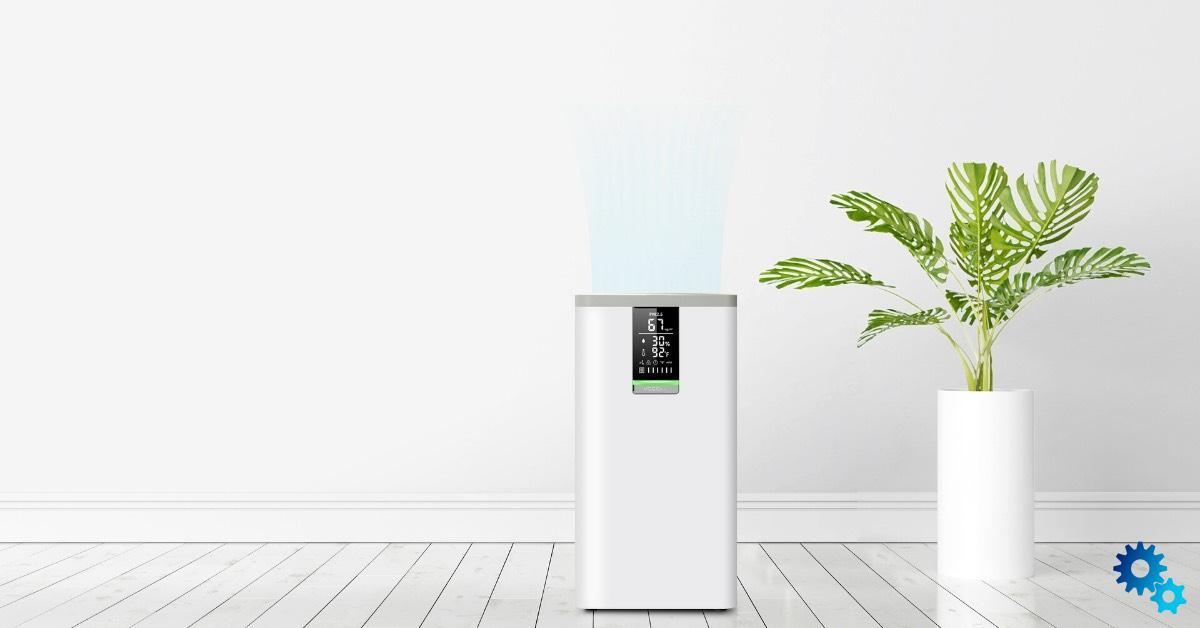 Powerful HomeKit VOCOlinc air purifier: The lungs of your smart home