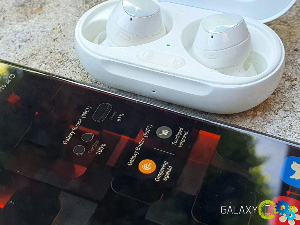 Samsung Galaxy Buds (+) get their own widgets, better quality Ambient sound