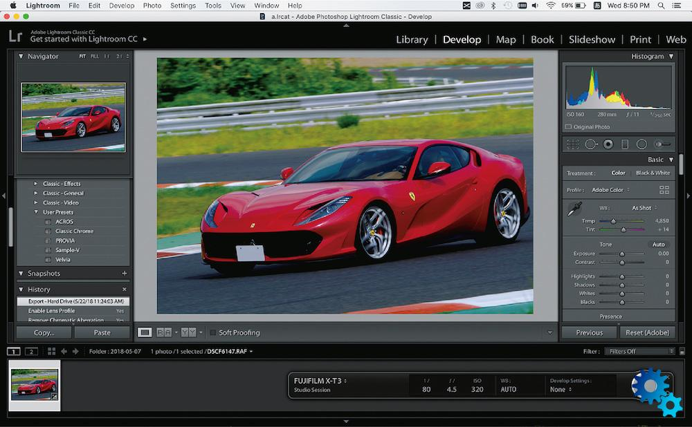 The Fujifilm application is finally aimed at Macs thanks to - The Fujifilm application is finally aimed at Macs, thanks to which it will be possible to turn the camera into a webcam