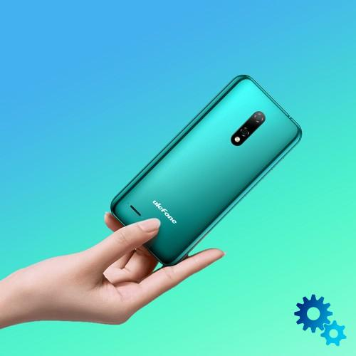 Ulefone Note 8P: the low budget phone arrives with Android Go