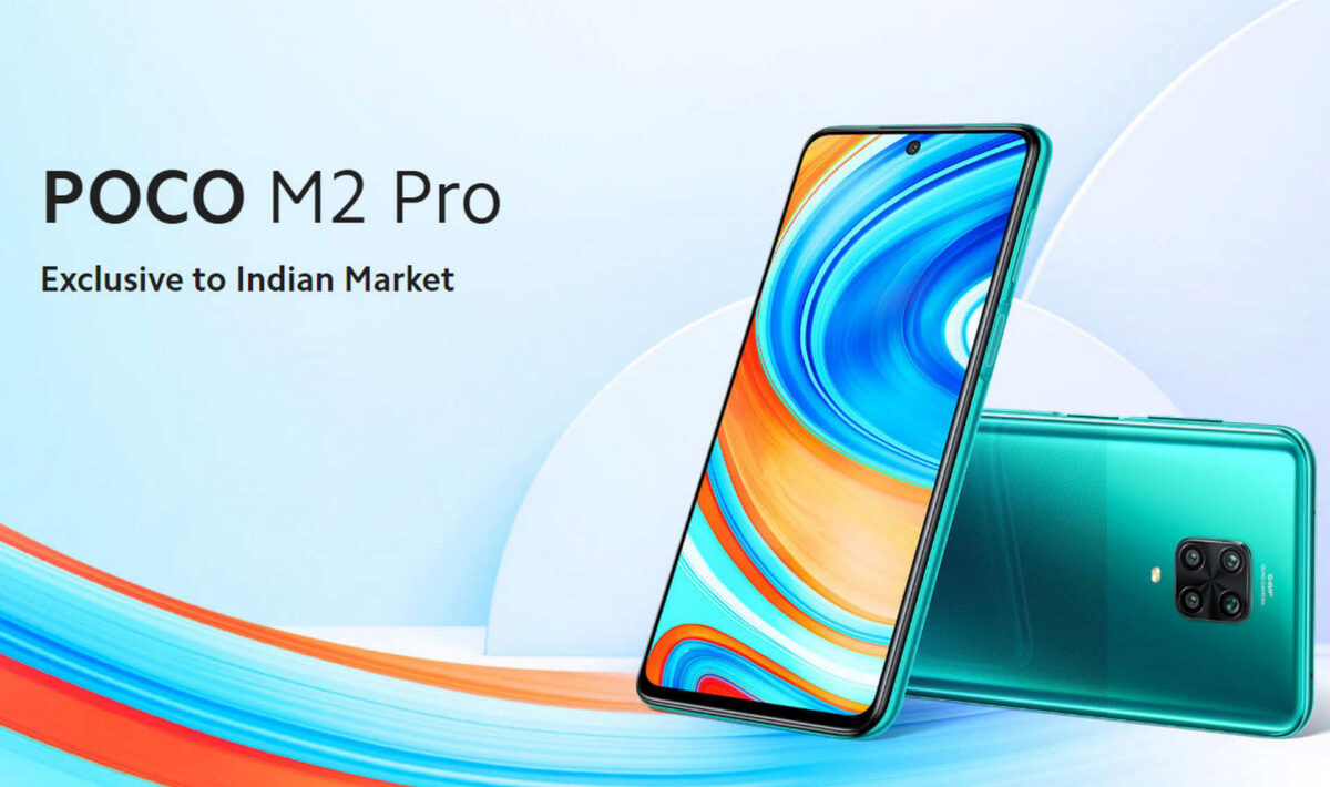 1593764334 879 POCO M2 Pro here are some specifications and the presentation - POCO M2 Pro: here are some specifications and the presentation date