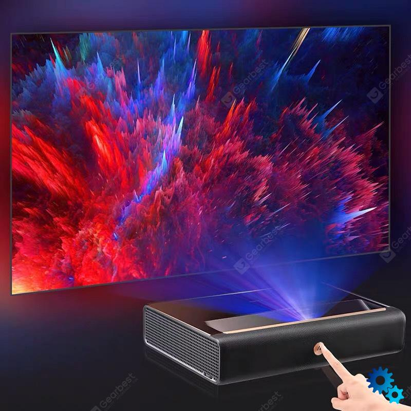 $2,799.99 WEMAX A300 4K Laser Projector TV Home Theater Ultra Short Throw Laser 9000 ANSI Lumens ALPD 3.0 Support 3D With Speaker From Xiaomi Ecosystem – Black coupon code