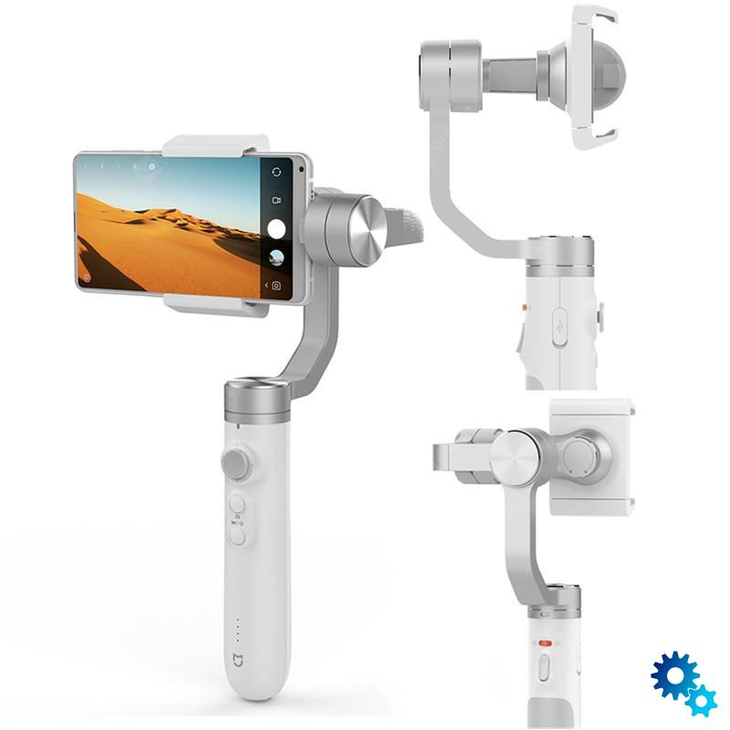 $129.99 Mijia 3axis Handheld Gimbal Stabilizer Mi Smartphone GH2 Gimbals AI Smart Track 5000mAh Battery for Smartphone Action Camera – China coupon code