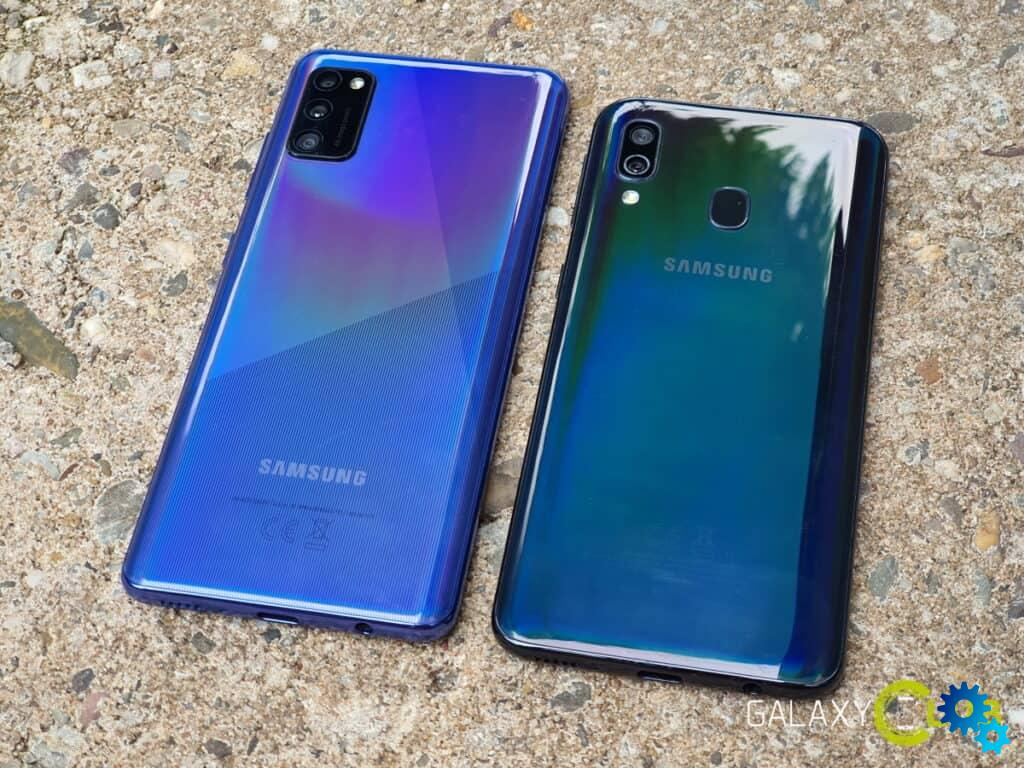 Samsung Galaxy A42 5G is equipped with a large 5000 - Samsung Galaxy A42 5G is equipped with a large 5000 mAh battery