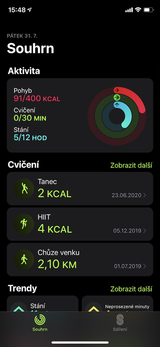 1596242539 439 Analysis of news in the new Apple OS Fitness application - Analysis of news in the new Apple OS: Fitness application in watchOS 7