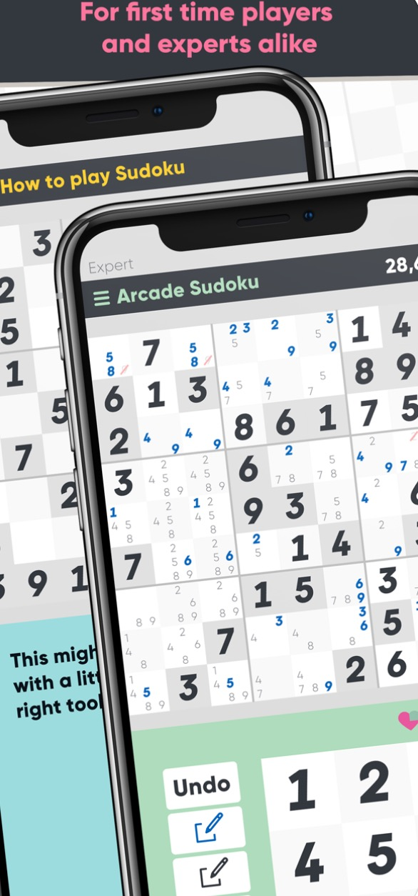 Good Sudoku for iPhone