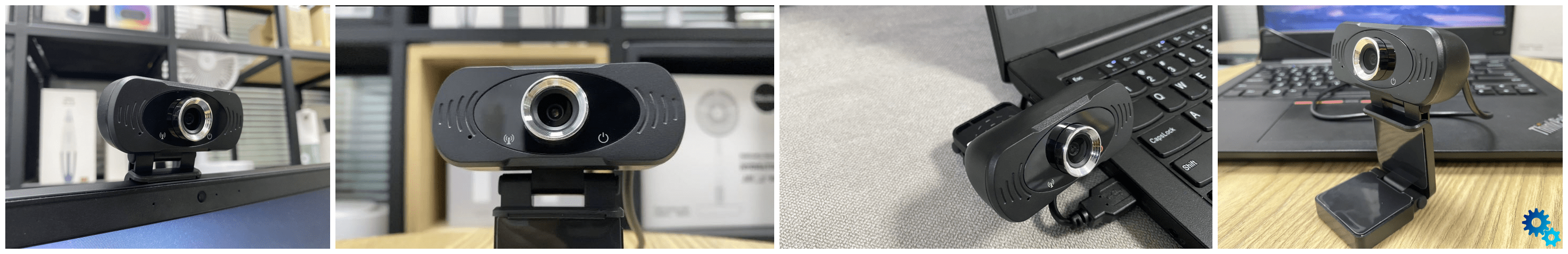 Finding a nice webcam? Xiaomi IMILAB 1080P Webcam is the one for you!