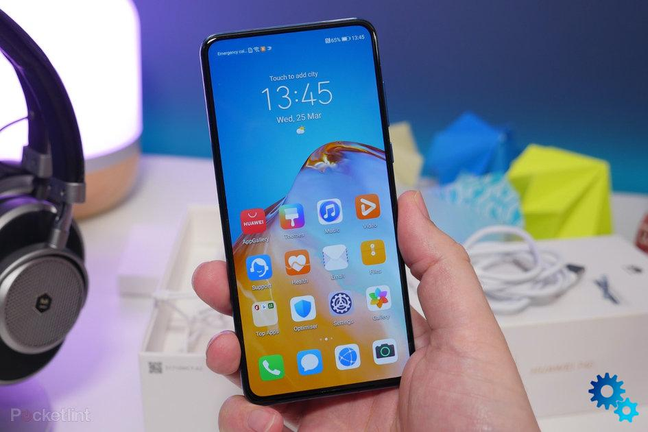 Rumors about Huawei under-display cameras are gaining traction m