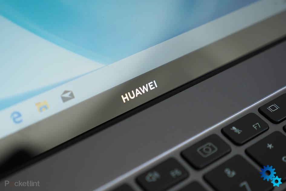 Huawei is teasing the new MateBook X with a metal frameless finish