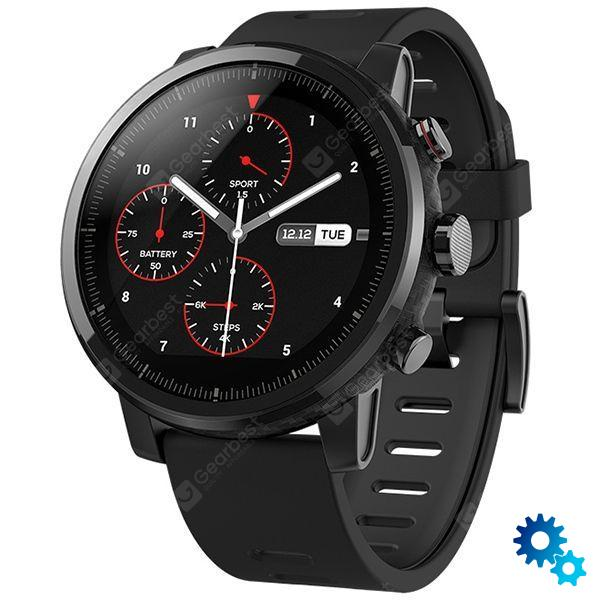 $139.99 AMAZFIT Stratos / Pace 2 Smartwatch Global Version ( Xiaomi Ecosystem Product ) – Black coupon code