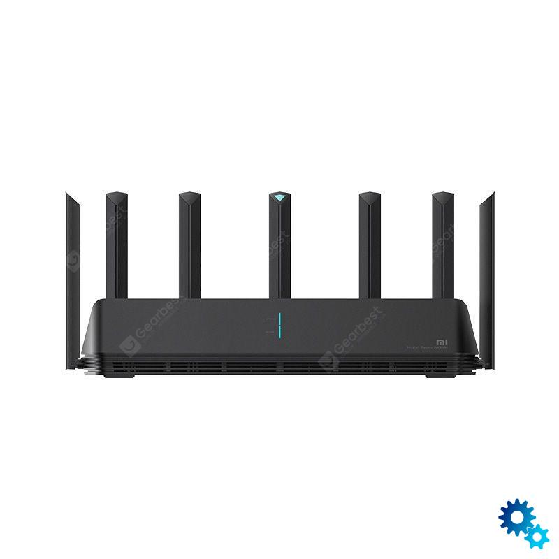 $135.99 Xiaomi AIoT Router AX3600 Wi-Fi 6 Router – Black coupon code
