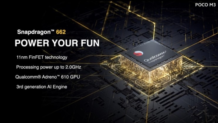 The new multimedia monster Xiaomi POCO M3 is presented