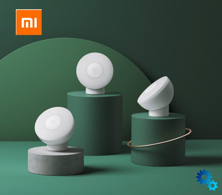 Xiaomi and Yeelight motion sensor lamps