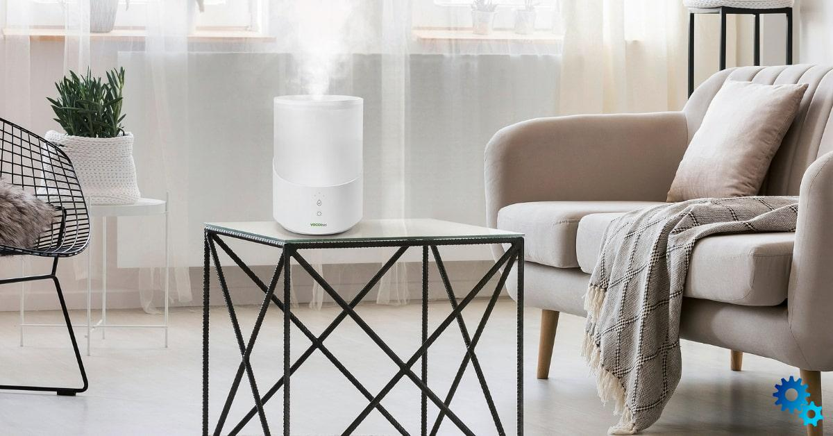 The first HomeKit humidifier arrived in the Czech Republic