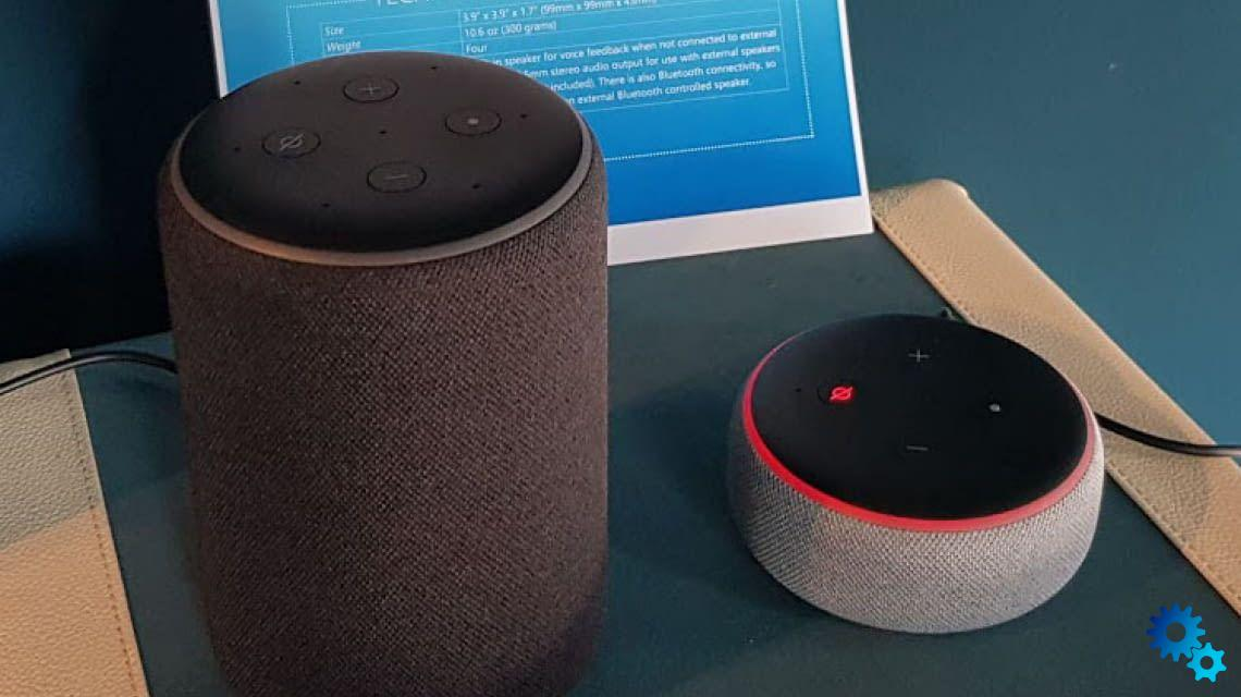 Set up the Amazon Echo Dot – that's how it works