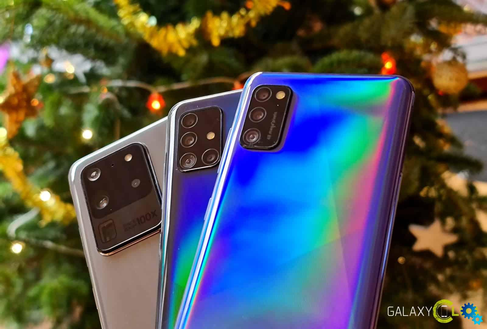 Samsung gift tips: last minute Christmas offers