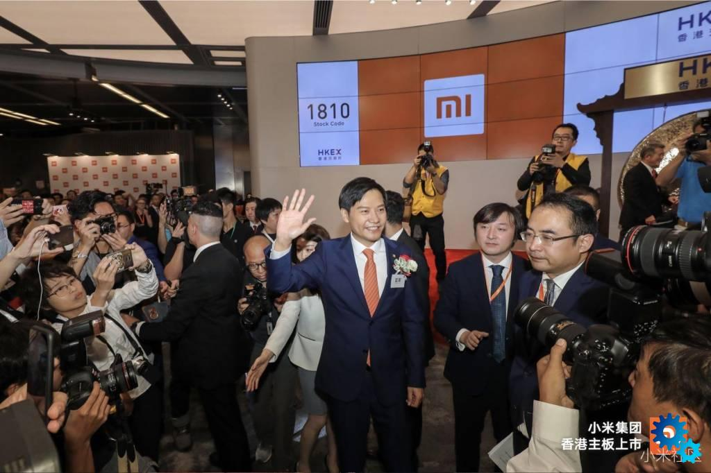 Xiaomi marks maximums in the stock market and enters the $ 100 Billion club