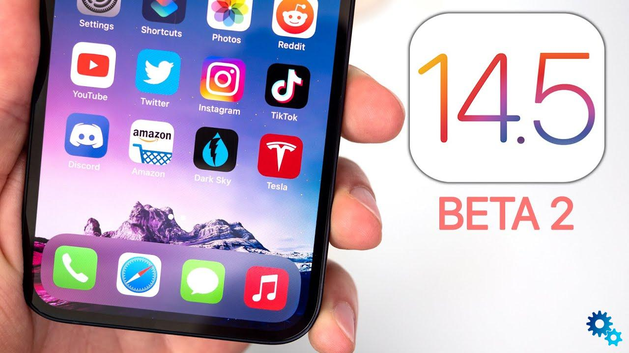 5 interesting news in iOS 14.5 that you didn't know about