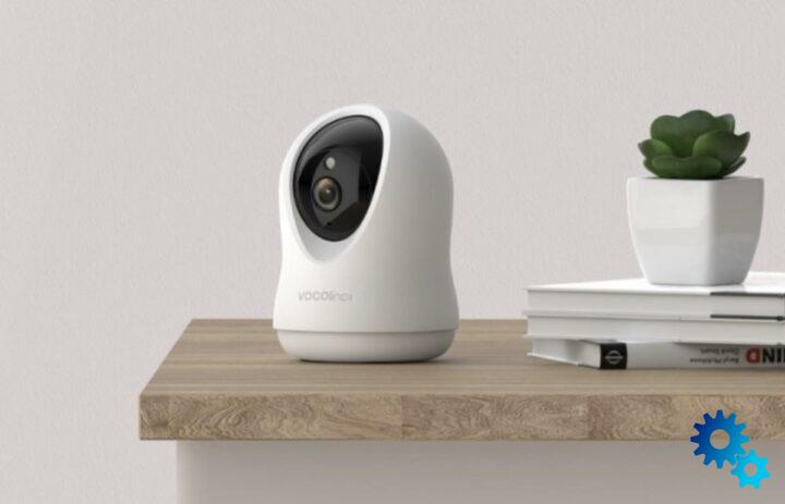 Surveillance camera: VOCOlinc VC1 Opto with HomeKit support starts in March