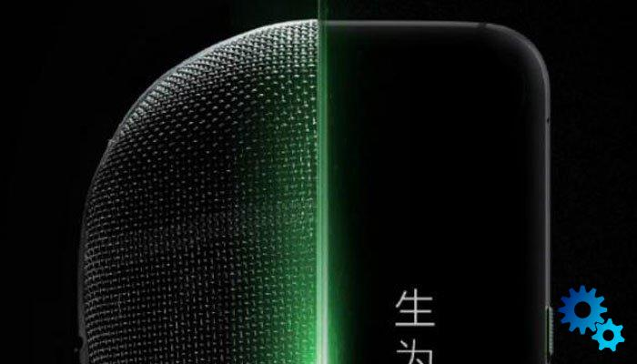 Black Shark 4, this is how the gaming smartphone looks with elegant design