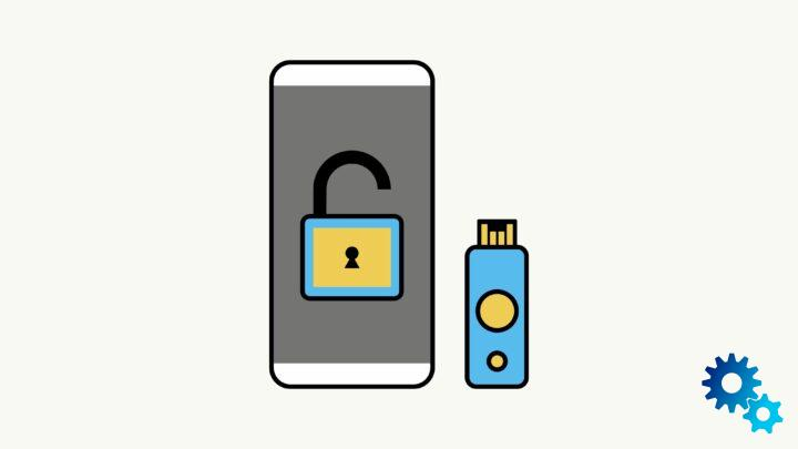 Facebook wants to support hardware security keys on mobile devices