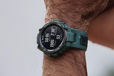 Extreme durability and endurance of 18 days. Inflated Amazfit T-Rex Pro are even cheaper