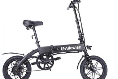 Alfawise X1 review-A reliable Electric bike