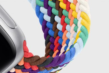 Apple has started selling two brand new PRIDE straps for the Apple Watch