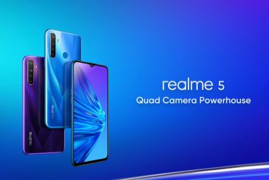 Realme 5 and Realme 5 Official Pro: long life for the Powerhouse Quad Camera