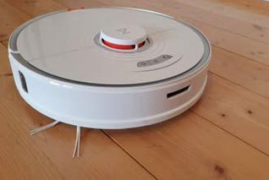 Vacuum robot with mopping function test comparison 2021