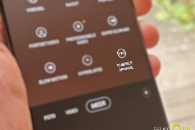 Samsung introduces Dual Capture camera mode on Galaxy phones without Director's view