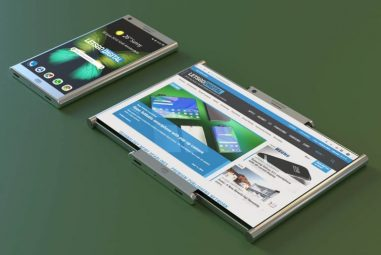 Samsung: see amazing new patent for mobile with pull-out display!