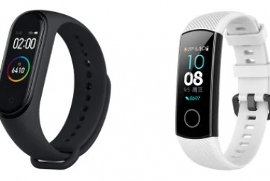 Xiaomi band 4 vs Honor band 4, which one is better